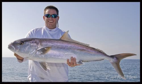 Tom with 35lb AmberJack