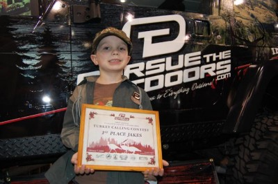 1st Place in the NWTF's Jakes Division
