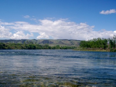 The Mighty Bighorn River