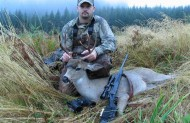 Opening weekend of deer season I headed to one of my favorite spots near Elkhead, Oregon. I've been hunting this area for years with my dad and brother, and while I've taken several does over the years, I've have never been able to take a buck. That all changed […]
