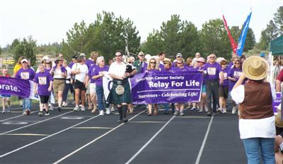 2008 Bend Relay For Life