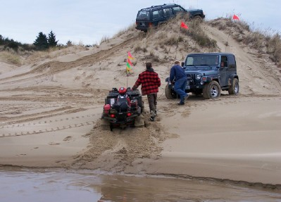 Jeep Saves The Day