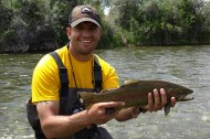As I look through the plethora of multi-colored mini carcuses splattered all over my brother's windshield, I get lost in my thoughts of chasing wild trout on the Bighorn river in Montana. I can hear background chatter in the truck during the long, 8-hour drive […]
