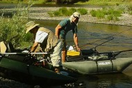 This past week I had an incredible fishing trip, floating down the John Day River on a pontoon boat. I went with two friends, Dan and Harold.  None of us had ever floated this river before and didn't know what to expect, but we were...