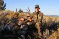 The 2009 Rifle deer season started with high hopes in mind. My father had archery hunted the same unit and had seen some nice looking bucks. I bow hunted the previous year and saw about ten different 4-points and ended up taking a first year […]