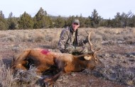 The year started off by going with my brother, who drew the Ochoco archery tag, up into the national forest. This is a unit we have never hunted before, archery or rifle. The first couple of weeks he got into plenty of elk and bulls, […]