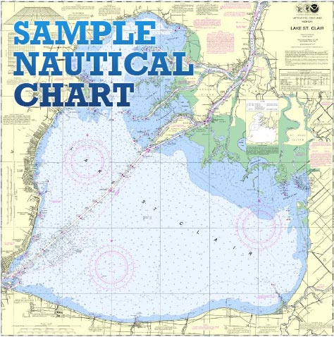 Nautical charts over 1 000 free u s coastal and great lakes