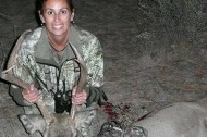 My husband and I always take the first two weeks of archery season off work, so we can get the upper hand on the animals. This year however, Darren had to work out of state the first week, so he didn't even get to hunt, […]