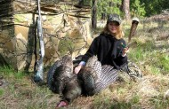 Thanks to the generosity from some new friends, I was able to join them this pastspring for a special hunt with my oldest daughter, Abbey. It was my birthday present for her as she's always asking to go hunting with me. She turned 8 in […]