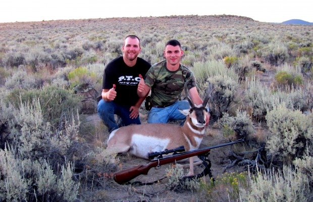 After applying and waiting year after year to draw an Oregon pronghorn tag (only to be disappointed each time), my friend Cody finally drew his tag along with his father; 8 years of applying was over. I automatically became the designated camera and pack man. […]